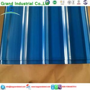 Bwt 32 Aluzinc Profiled Corrugated Wavy Galvanized Metal Roofing Tiles Sheets 1 pictures & photos