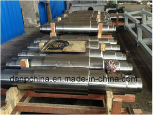 Jaw Crusher Part Eccentric Shaft pictures & photos