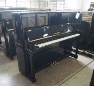 Upright Piano (HU-123E) pictures & photos