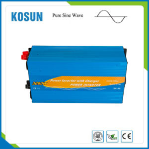 3000W Pure Sine Wave Power Inverter with Battery Charger pictures & photos