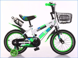 Kids Toy Bike/Bicycle with Basket (NB-017) pictures & photos