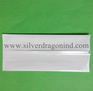 Plastic Coffee Bag with Tie and Onelayer Valve pictures & photos