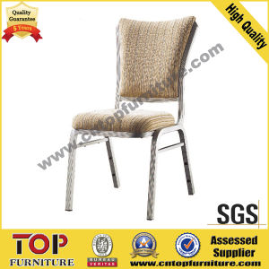 China Beautiful Stackable Metal Banquet Chairs pictures & photos