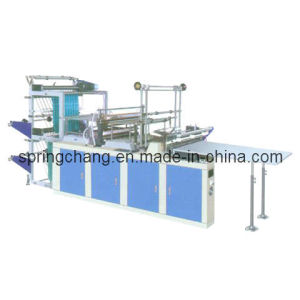 Automatic Plastic Bag Cutting Machine pictures & photos