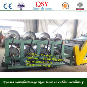Thin Rubber Sheet Cooler Machine & Rolls Cooling Machine for Rubber Sheet pictures & photos