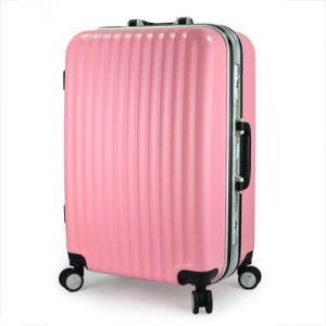 ABS+PC Trolley Aluminium Luggage Factory Price pictures & photos
