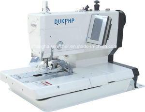 Dukphp (Eyelet buttonholing) Durkopp Style Computer Eyelet Buttonholer Sewing Machine