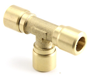 Nickel Plated Brass Push-in Fittings - Xhnotion pictures & photos