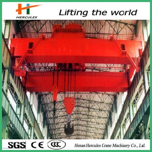 High Quality Double Girders Overhead Crane pictures & photos