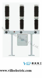 Lw36-72.5 (W) /T3150 -40 Self-Energy Outdoor Hv AC Sulfur Hexafluoride Circuit Breaker pictures & photos