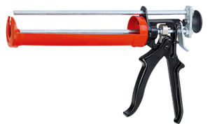 Caulking Gun, 2 Rods Anti-DIP Model (JRSG03)