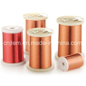Magnet Wire Class 180 Nylon/Polyurethane Round Copper Wire pictures & photos