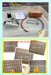 New Arrival Professional Automatic Egg Incubator for 400 Eggs pictures & photos