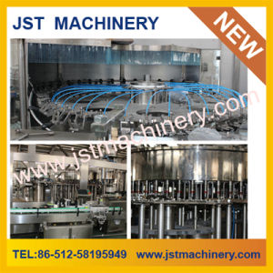 Automatic Mineral Water Bottled Filling Machine Three in One pictures & photos