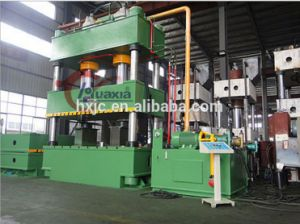 China Suppy Y32 Automatic Four Column Hydraulic Press Machine with Optional Mould pictures & photos