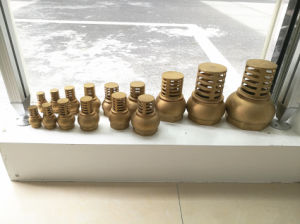"""1/2""""-3"""" Forged Brass Water Foot Valve for Pump (YD-3004) pictures & photos"""