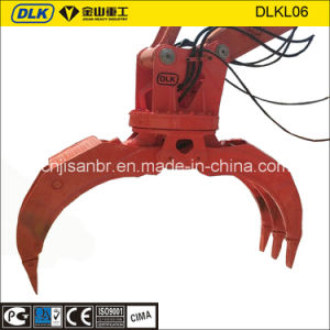 Lovol Doosan Gripper, Hydraulic Grapple, Excavator Grab pictures & photos