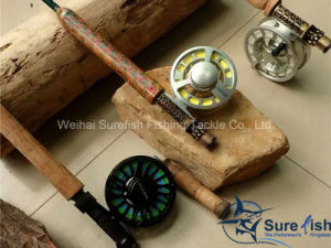 Im12 Nano Carbon Fast Action Fly Fishing Rod pictures & photos
