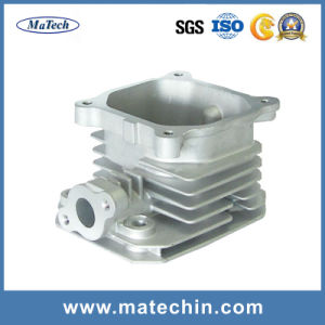 High Pressure Die Casting Aluminum Parts with Anodizing Parts pictures & photos