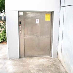 Dumbwaiter Elevator Service Lift Gruond Type pictures & photos