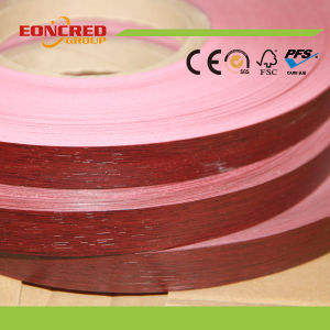 High Glossy Color/Wood Grain Color/Silver PVC Edge Banding pictures & photos