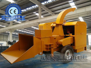 Cutted Bark Crushing Machinery for Organic Fertilizer Production