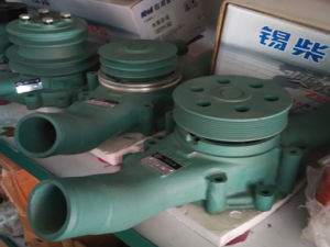 Sinotruk HOWO Faw Dongfeng Truck Diesel Engine Parts Water Pump pictures & photos