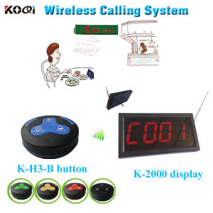 Wireless Calling Buzzer System Restaurant Equipment pictures & photos