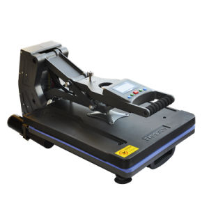 China Supplier Wholesale Automatic Flatbed Printing Press Machines Price pictures & photos