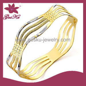 Fashion Jewelry High Quality Copper Bracelet (2015 Gus-Cpbl-092g) pictures & photos