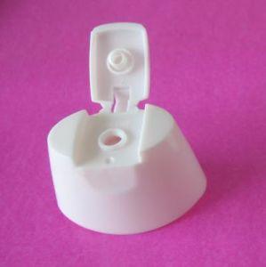 Oval Shape Flip Top Shampoo Bottle Caps pictures & photos