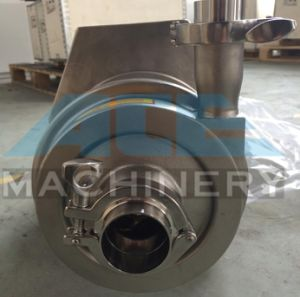 SUS304, SUS316L Sanitary Self-Priming Pump (ACE-B-6K) pictures & photos