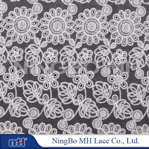 Cotton Organza Lace Fabric on Sale