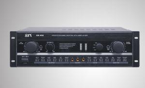 Ok-680 180W Professional Karaoke KTV Amplifier Amplifier Wireless Microphone Speaker pictures & photos