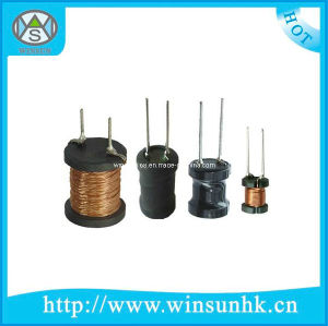 Ws-Pin Series High-Quality Radial Choke Power Inductor