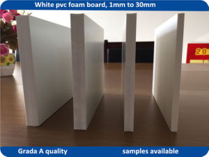 1220*2440mm Foam PVC Sheet for Advertising pictures & photos