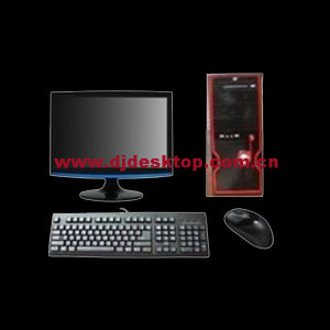 Desktop PC DJ-C007 with LCD Monitor /Keybaord and Mouse pictures & photos