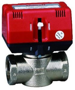 Hot Sale 2 Way Motorized Valves 110V (CKF7315T-110) pictures & photos