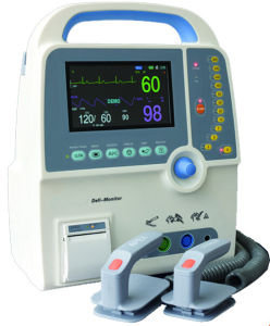 PT-9000c Hot Sale Medical Equipment Portable Defibrillator Monitor pictures & photos