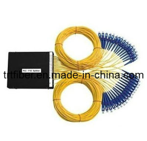 Sc Sm 1X32 PLC Fiber Optic Splitter (SC-PLC-32) pictures & photos