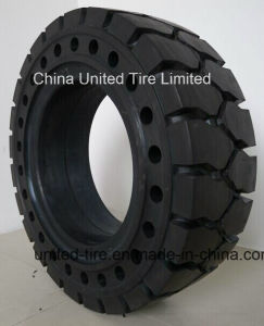 Peumatic Solid Tire for Forklift 9.00-20, 1100-20.12.00-20.