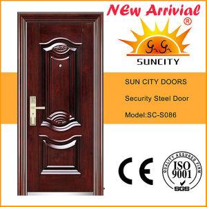 Indian Main Security Steel Door Design (SC-S020) pictures & photos