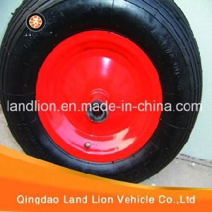 Manufacture Barrow Wheel Kinds of Rim Wheel 4.00-8 pictures & photos