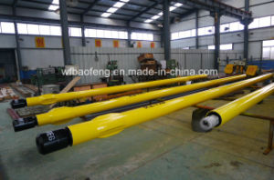 Oil & Gas Equipment Single Screw Pump PC Pump Fittings Flange Tees Rods pictures & photos