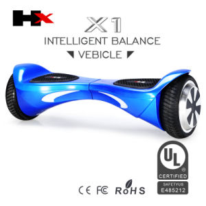 Fashion Model Self Balance Scooter with UL2272 Approved Hoverboard pictures & photos