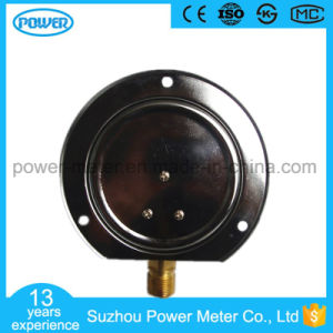 100mm Chorme Plated Case with Back Flange Factory Price Manometer pictures & photos