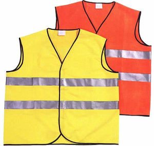 Low Price Safety Vest for Worker pictures & photos