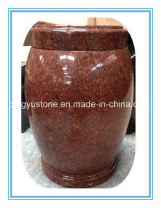Granite Cremation Urns Burial Urns Memorial Urns Asher Urns Pet Urns for Graveyard pictures & photos