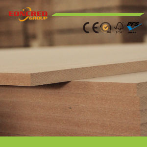 China Supplier Plain MDF / HDF Sheet Prices pictures & photos