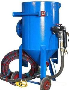 Pressure Sand Blast Pot 200L pictures & photos